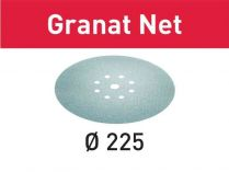 25x Brusná mřížka Festool Granat Net 225mm, zr.180