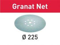 25x Brusná mřížka Festool Granat Net 225mm, zr.220