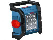 Bosch GLI 18V-1200 C Professional - 14.4-18V, 1.4kg, aku svítilna bez aku