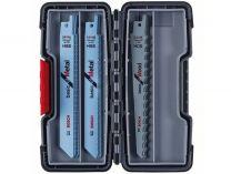 Bosch Basic for Wood/Metal 15-dílná sada pilových plátků na dřevo a kov