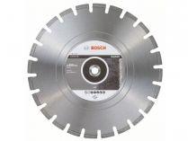 Diamantový kotouč na asfalt Bosch Standard for Asphalt pr. 400x25.4x3.6/10mm