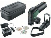 Aku bruska a leštička Bosch EasyCurvSander 12 - 1x 12V/2.5Ah, 3x 38mm