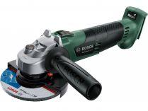 Aku úhlová bruska Bosch AdvancedGrind 18 - 18V, 125mm, 2kg, bez aku