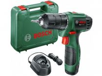 Bosch EasyDrill 1200 - 1x 12V/1.5Ah, 20Nm, 1kg, kufr, aku vrtačka bez příklepu