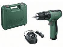 Bosch EasyDrill 1200 - 1x 12V/1.5Ah, 30Nm, 0.94kg, kufr, aku vrtačka bez příklepu