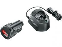 Bosch Startovací sada 1x aku 12V/1.5Ah + GAL 1210 CV HOBBY