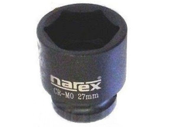 """Nástrčná hlavice průmyslová Narex 1/2"""" - 32 x 35 mm, chrom-molybdenová ocel (443001244) Narex Professional"""