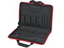 KNIPEX - Kufr na nářadí L-BOXX® Sanita - 442×151×357mm, z plastu ABS, osazen 52 kusy značkového nářadí, částečně VDE, 9.4kg (002119LBS)