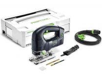Festool TRION PSB 300 EQ-Plus - 720W, 2.4kg, přímočará pila v Systaineru SYS 1 T-LOC