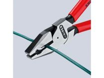 KNIPEX - kleště kombinované silové 180mm - úspora 35% námahy (0201180)