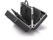 """Kufr na nářadí KNIPEX """"BIG Twin"""" - 490×255×410mm, ABS plast, černý"""