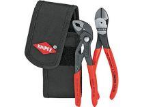 Sada minikleští kleští KNIPEX - 2ks - silové boční štípací, KNIPEX Cobra® na vodní čerpadla Hightech