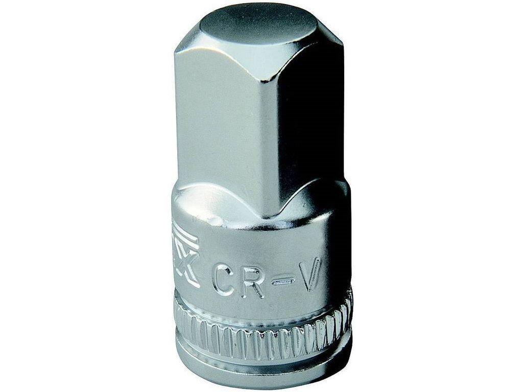 """Redukce Narex 3/8""""-1/2"""", 36mm, chrom-vanadová ocel (443001227) Narex Professional"""