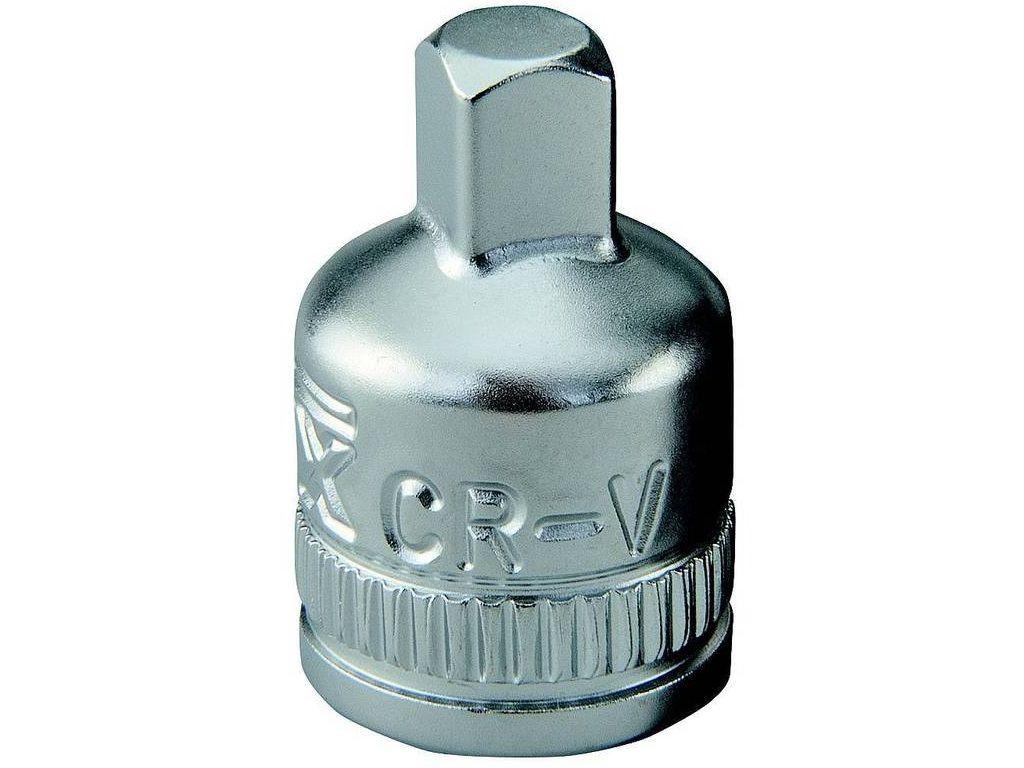 """Redukce Narex 3/8""""-1/4"""", 26mm, chrom-vanadová ocel (443001226) Narex Professional"""