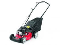 MTD SMART 42 PO - 79cm3, 42cm, 21.95kg, travní sekačka s benzinovým motorem bez pojezdu