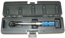 """Momentový klíč ohybový Narex - 190mm, 1/4"""", 1-5Nm (443000982) Narex Professional"""