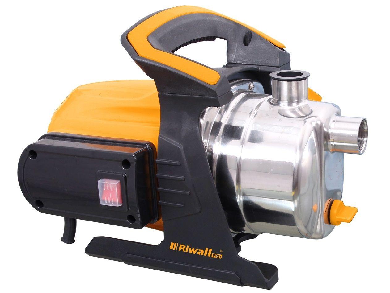Zahradní proudové čerpadlo Riwall REJP 1200 INOX - 1200W, 3800l/h, 7.1kg (EP26A2001097B)