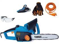 Narex EPR 35-25 HS + DÁRKY: rukavice + brýle + prodlužka + taška