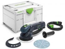 Festool ROTEX RO 150 FEQ-Plus - 720W, 150mm, 2.3kg, excentrická bruska, Systainer SYS3 M237