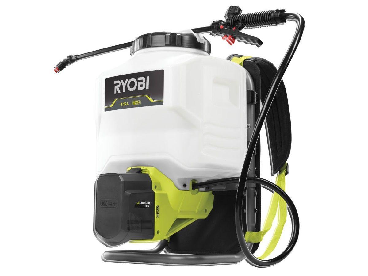 Aku postřikovač Ryobi RY18BPSA-0 - 18V, 15l, 6.3kg, bez akumulátoru a nabíječky (5133004573)