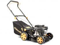 Riwall PRO RPM 4234 P - 132cm3, 40cm, 21.5kg, multifunkční travní sekačka s benzinovým motorem