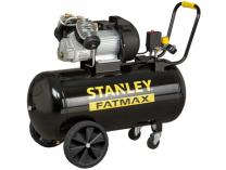 Olejový kompresor STANLEY DV2 400/10/100 - 2.2kW, 10bar, 356l/min, 100l, 56kg