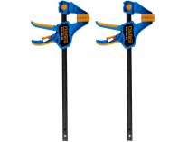 2x Jednoruční svěrka Narex RSX 300-85 DOUBLE SET - 300x85mm