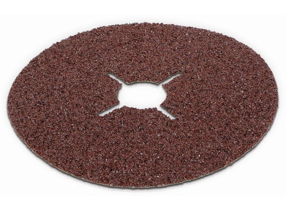 5x Brusný kotouč (disk) - brusivo pro úhlové brusky KREATOR KRT250501 - 125mm, zr.24