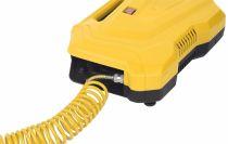 Bezolejový kompresor PowerPlus POWX1706 - 8bar, 180L/min, 1100W, 5.2kg, příslušenství PowerPlus (VARO)