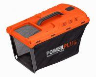Bezuhlíková aku sekačka + vyžínač PowerPlus POWDPG75620 + 1x aku 20/40V/2.5Ah PowerPlus (VARO)