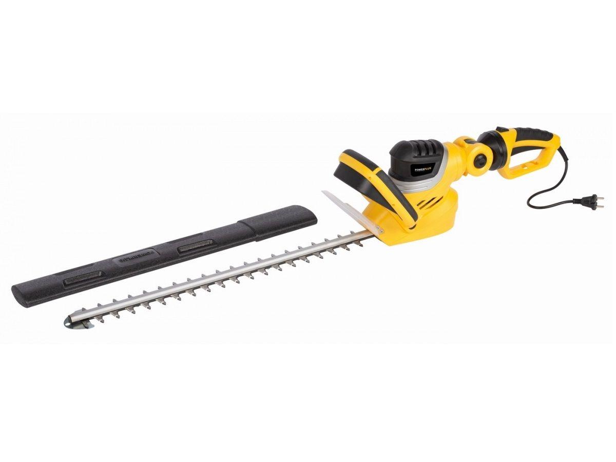 Elektrické nůžky na živý plot Plotostřih PowerPlus POWXG20090 - 750W, 69cm, 4.2kg PowerPlus (VARO)