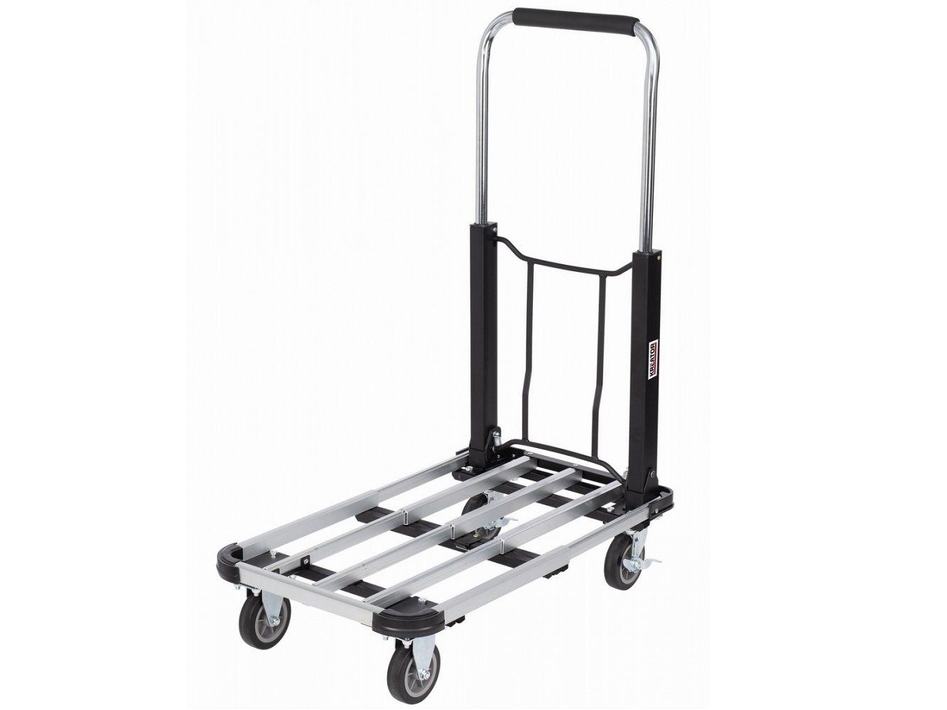 Skládací přepravní vozík KREATOR KRT670103 - nosnost 150kg