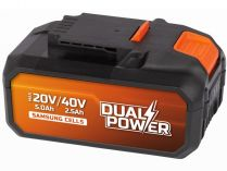 Akumulátor - baterie PowerPlus POWDP9037 - 40V/2.5 Ah Li-ion SAMSUNG
