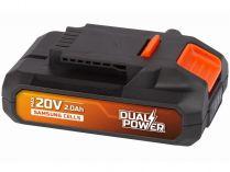 Akumulátor PowerPlus POWDP9021 - 20V/2.0Ah Li-ion SAMSUNG