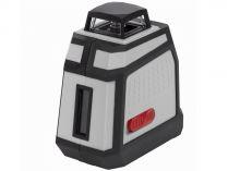 Křížový laser 360° KREATOR KRT706320 - 4x AA, 15m, 0.52kg