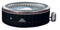 Nafukovací mobilní vířivka HANSCRAFT NetSpa Montana 4 - pro 4 osoby, ohřev 1500W, čerpadlo 40W, 700L, 1.75x1.75x0.7m, čtvercová (111202-H)