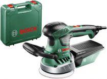 Excentrická bruska Bosch PEX 400 AE - 370W, 125mm, 1.9kg