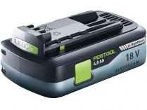 Akumulátor Festool HighPower BP 18 Li 4,0 HPC-AS - 18V/4.0Ah Li-ion, 0.6kg