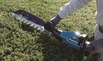 Bezuhlíkový aku plotostřih - nůžky na živý plot Makita DUH754SZ - 18V, 75cm, 3.2kg, bez akumulátoru a nabíječky
