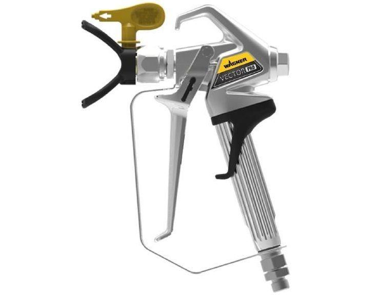 PROFI stříkací pistole Wagner Vector Pro (4prstá) pro stříkací zařízení Wagner do 250 barů (538040) J. Wagner GmbH