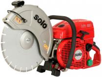 SOLO 881-12 - 5.45kW, 300mm, 10.4kg, Benzin. pila na beton - rozbrušovačka