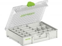 Organizér Festool Systainer³ SYS3 ORG M 89 22xESB