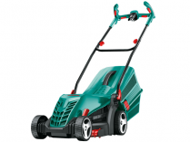 Elektrická sekačka na trávu Bosch ARM 34 - 1300W, 34cm, 40l, 11kg