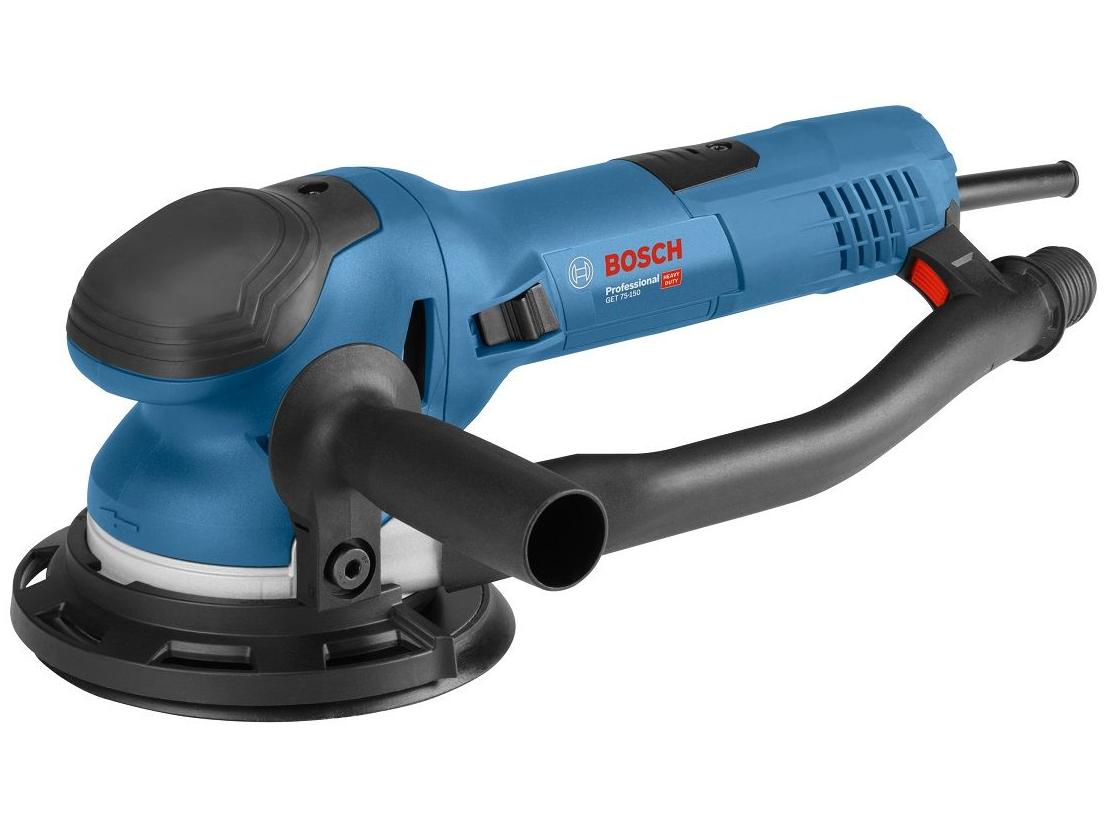 Excentrická bruska Bosch GET 75-150 Professional - 750W, 150mm (0601257100) Bosch PROFI