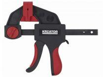 Jednoruční svorka KREATOR KRT552201 - 150mm