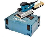 Vibrační bruska Makita BO4900VJ - 115x229mm, 330W, 2.8kg, kufr Systainer