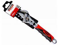 Nastavitelný klíč s měkčenou rukojetí KREATOR KRT505102 - nastavitelná rozteč až 30mm