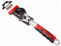 Nastavitelný klíč s měkčenou rukojetí KREATOR KRT505103 - nastavitelná rozteč až 35mm