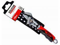 Nastavitelný klíč s měkčenou rukojetí KREATOR KRT505101 - nastavitelná rozteč až do 25mm