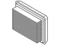 Vzduchový filtr pro Dolmar MS430.4U, MS4300.4R, MS4300.4U, SP7650.4R